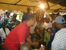 ponda feest Bamako